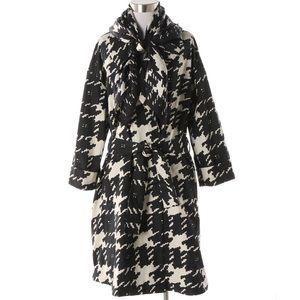 Max Mara Capsule Collection Coat with Newlife Yarn